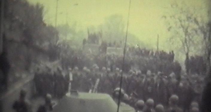 23 ноября – как это было, архивное видео
