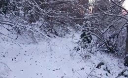 Зима в Южной Осетии о которой не подозревают жители Цхинвала