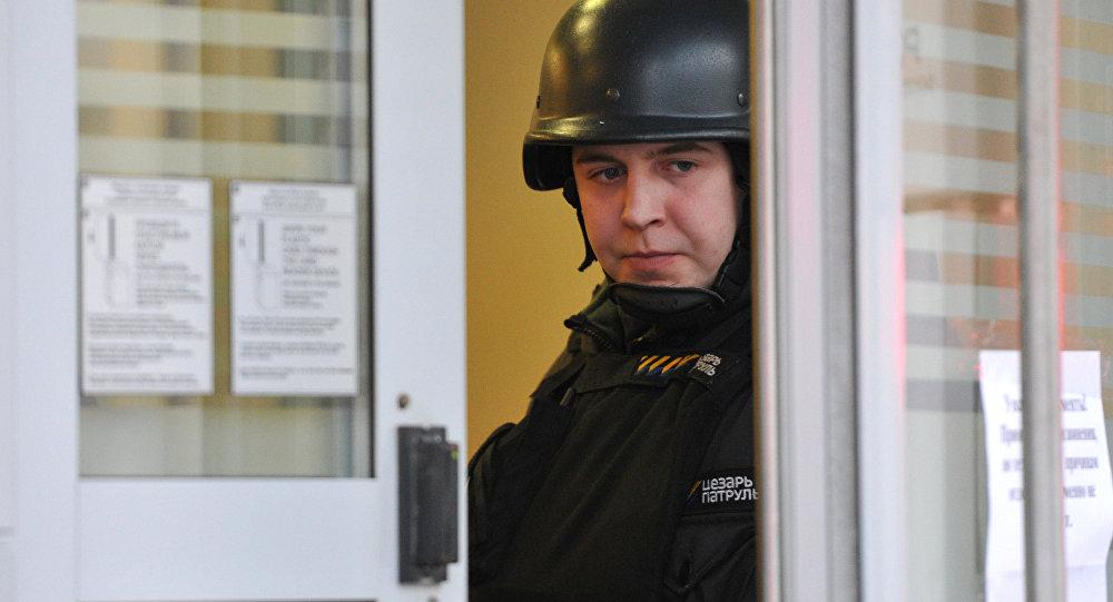 ВЕкатеринбурге втуалете отдела милиции отыскали труп