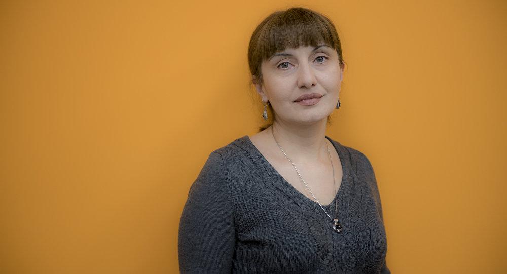 Жанетта Гагиева