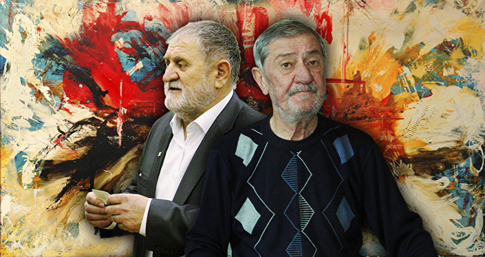 Ушанг и Заур Козаевы