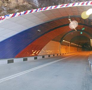 Ручъы тоннель