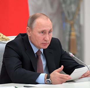УФ президен Владимир Путин