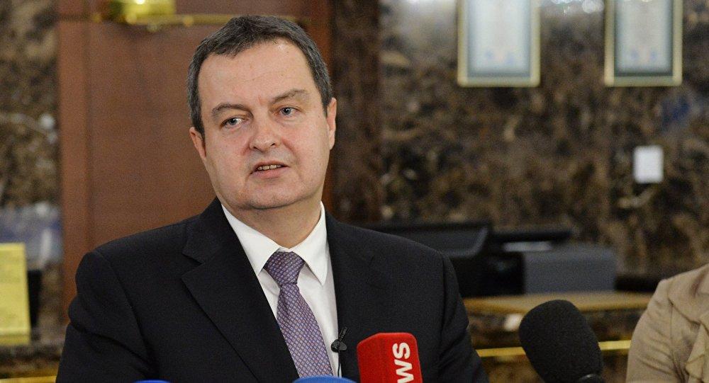 Действующий председатель ОБСЕ Ивица Дачич