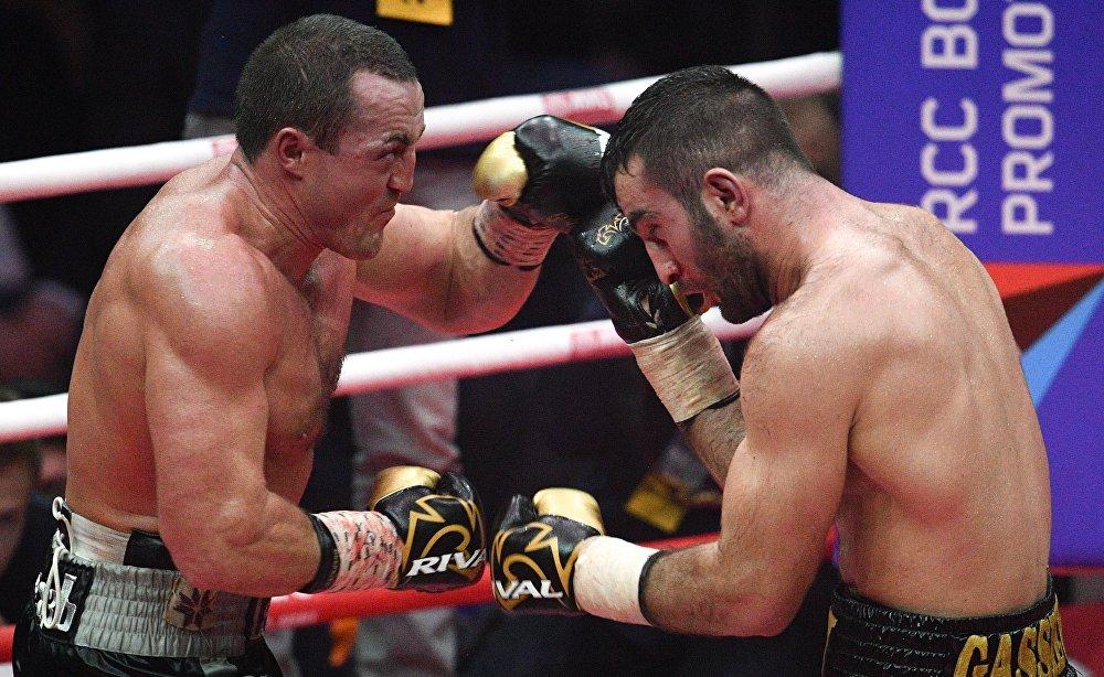 Оба боксера были заряжены на победу.