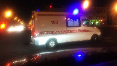 Автомобиль скорой медицинской помощи в Москве