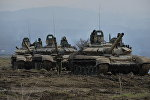 Батальонные тактические учения ЮВО