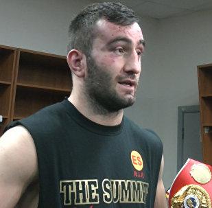 Вечер бокса в Москве стал триумфом для Осетии