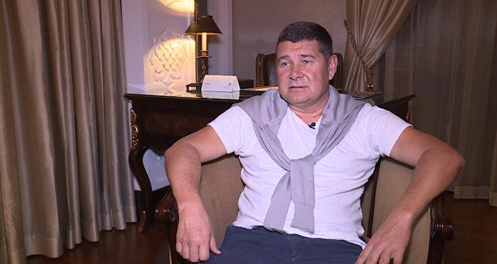 Уадминистрации Порошенко установили чучело «брехло»