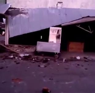 Последствия мощного землетрясения у берегов Суматры