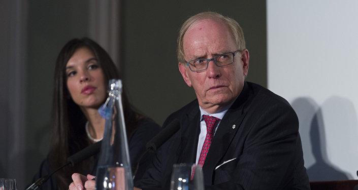 Глава независимой комиссии Всемирного антидопингового агентства Ричард Макларен