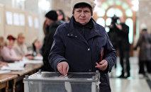 Выборы президента Приднестровья