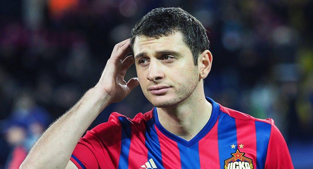 Игрок ЦСКА Марио Фернандес несыграет наКК-2017 из-за травмы