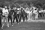 Международные соревнования по стрельбе из лука