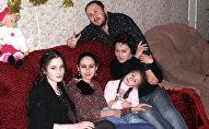 Семья Убоженко