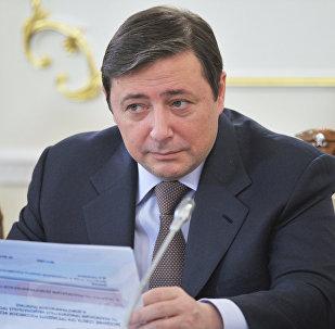 Заместитель председателя правительства РФ Александр Хлопонин