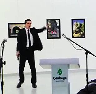 Убийство российского посла в Турции Андрея Карлова