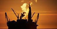Нефтяная платформа Приразломная
