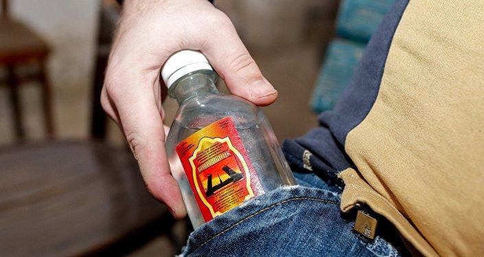 Массовое отравление суррогатным алкоголем в Иркутске