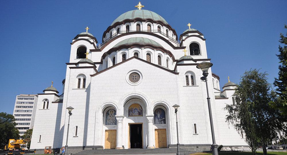 Церковь Святой Савы в Белграде