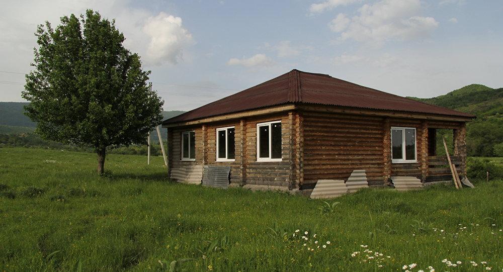 Социальное жилье в Знаурском районе