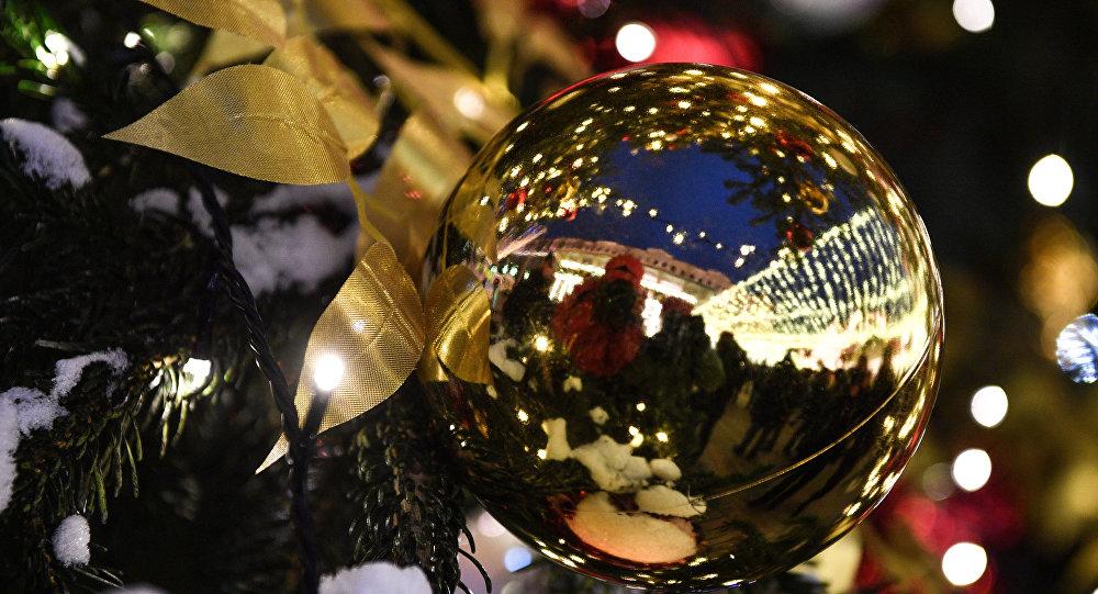 Открытие московского фестиваля Путешествие в Рождество