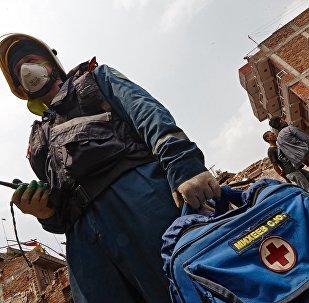 МЧС России участвует в поисково-спасательных работах в Непале