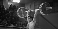 Соревнование на Кубок СССР по тяжелой атлетике
