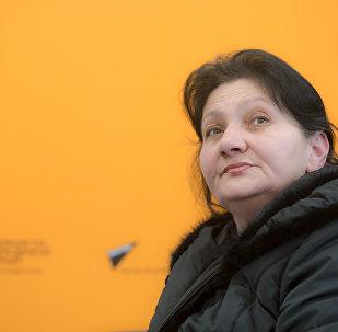 Мадина Чибирова