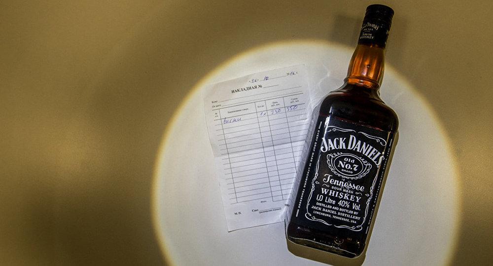 Джек Дениелс виски