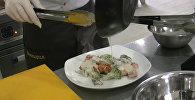Осетия на вкус: Sputnik готовит лосося