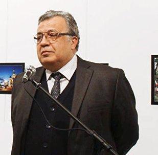 Посол России в Турции Андрей Карлов