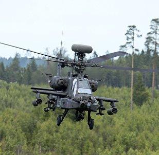 Основной ударный вертолёт McDonnell Douglas AH-64 Apache