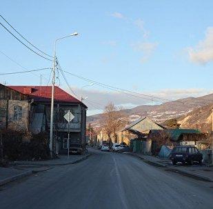 Город Цхинвал, Южная Осетия