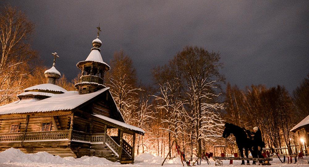 Святки в Новгородской области