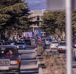 Цхинвальские улицы