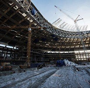 Стадионы реконструкци