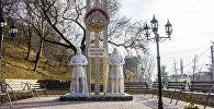Памятник защитникам отечества в поселке Ленингор