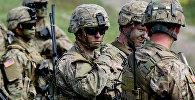 Военнослужащие США