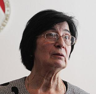 Председатель ЦИК Южной Осетии Белла Плиева