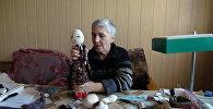 Авторские куклы в Таджикистане