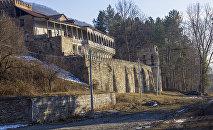 Замок-дворец Касанских Эриставов