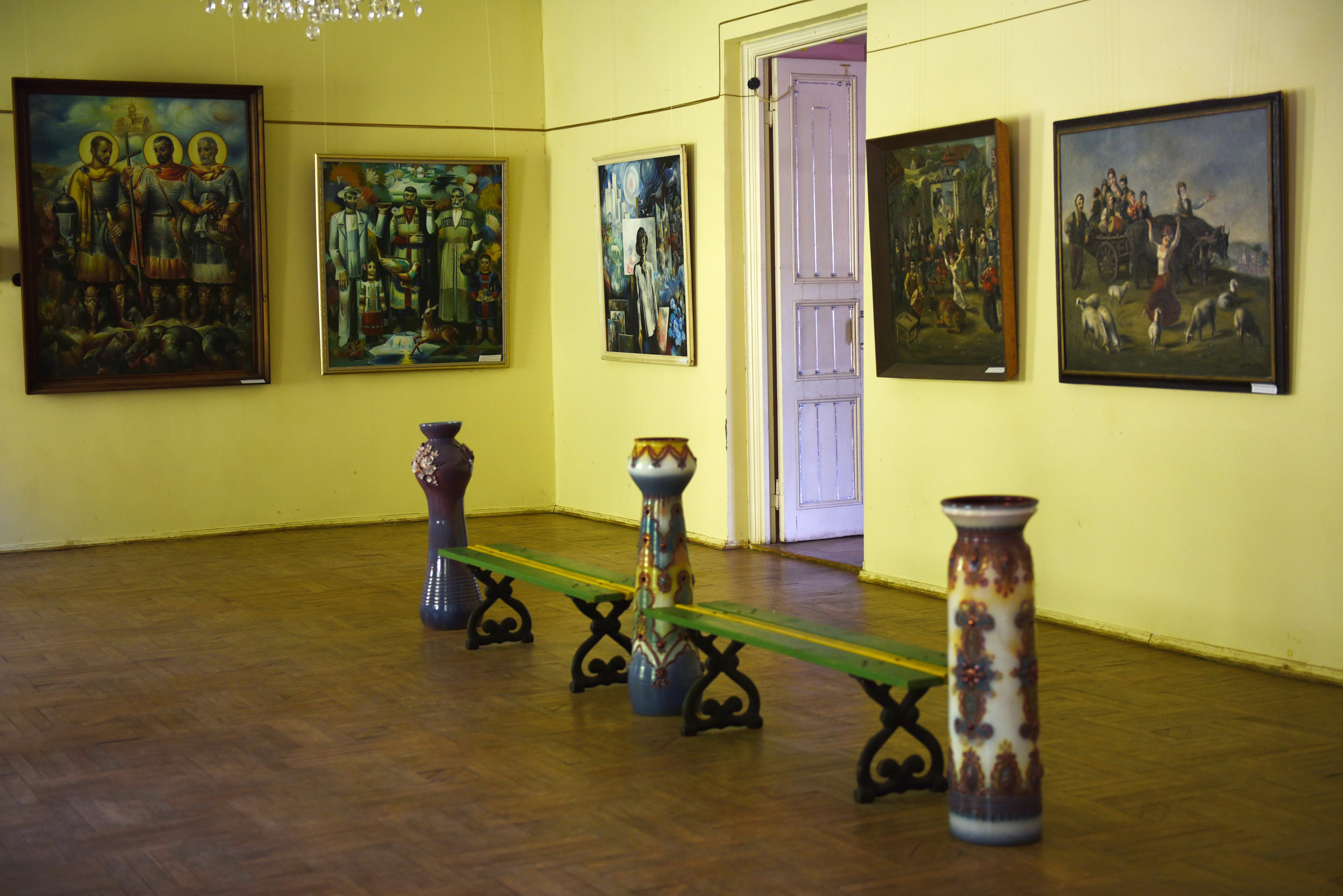Дом-музей Эриставов
