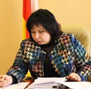 Председатель комитета парламента по по бюджету и налогам Жанна Кочиева