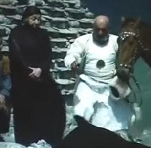 Похоронные обряды и кровная месть у осетин