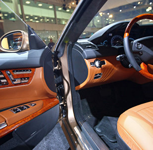 Немецкий концерн Mercedes-Benz