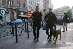 Сотрудник жандармерии Франции