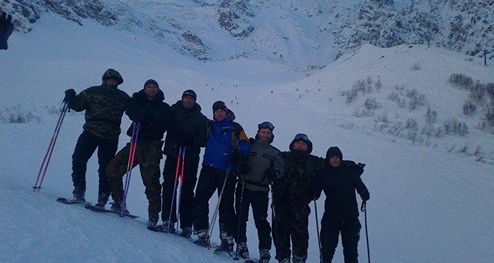 Хуссар Ирыстоны хӕххон-къахкӕлӕттон спорт ӕмӕ сноуборды федераци