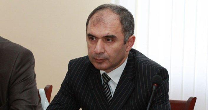 Ректор ЮОГУ Вадим Тедеев
