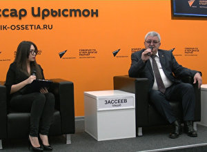 Директор нацмузея Мераб Зассев о специфике работы в Южной Осетии